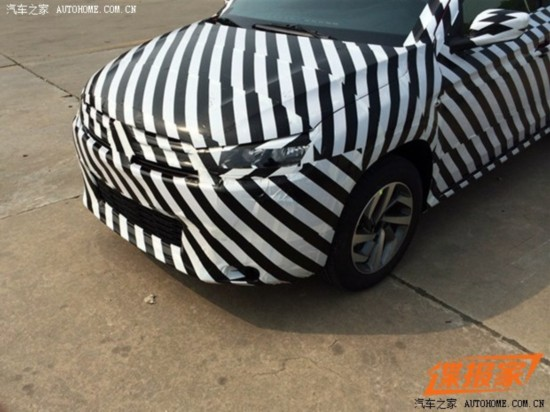 [SUJET OFFICIEL][CHINE] Citroën C3-XR [M44] 8435217667285166296