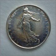 5 Francos 1964 FRANCIA (sembradora) Image
