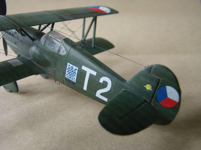 Avia B-534 serieIV., KP i RSmodels, 1/72 DSC00166