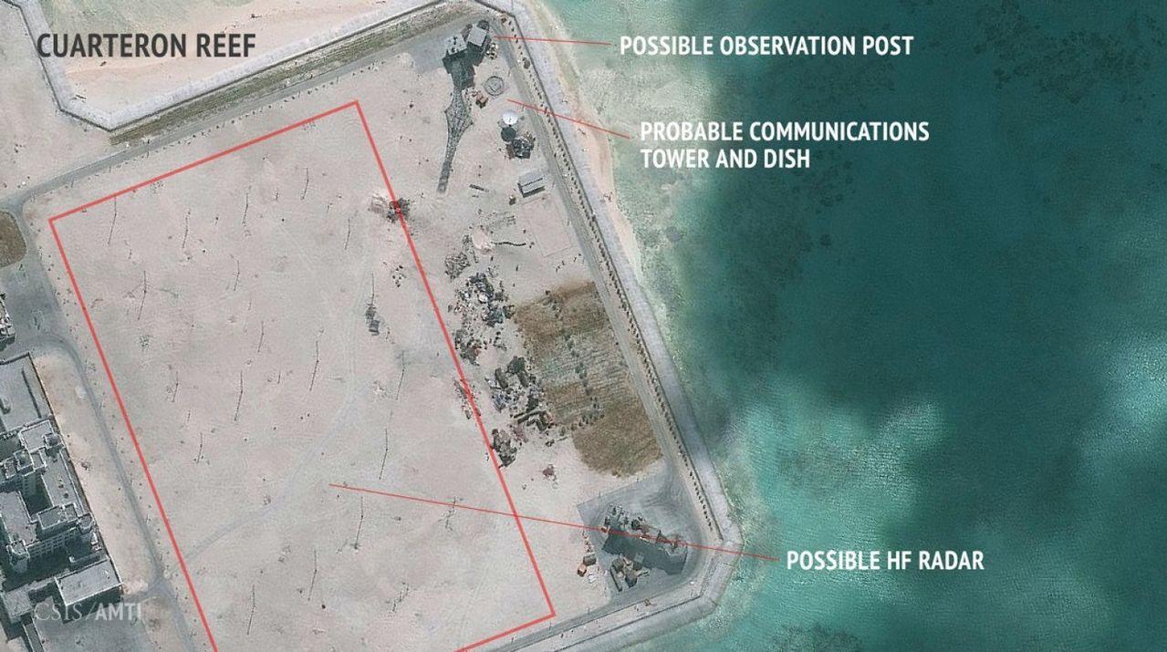 Islas en conflicto en Sudasia- Spratley,Paracel - conflictos, documentacion, acuerdos y articulos Possible_HFRADAR