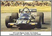 Tasman series from 1971 Formula 5000  71wig22