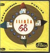 Nedeljko Bilkic - Diskografija Ilidza1968_prednja