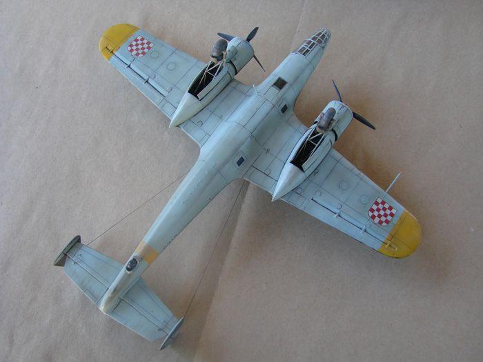 Dornier Do-17Kb-3, RSmodels, 1/72 DSC01418