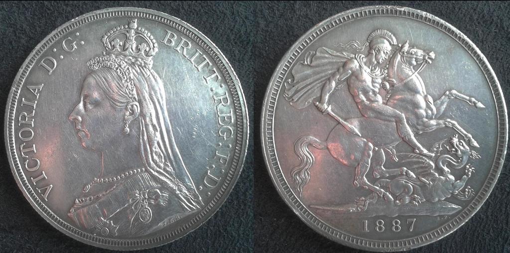 Corona 1887. Reina Victoria  Diapositiva3