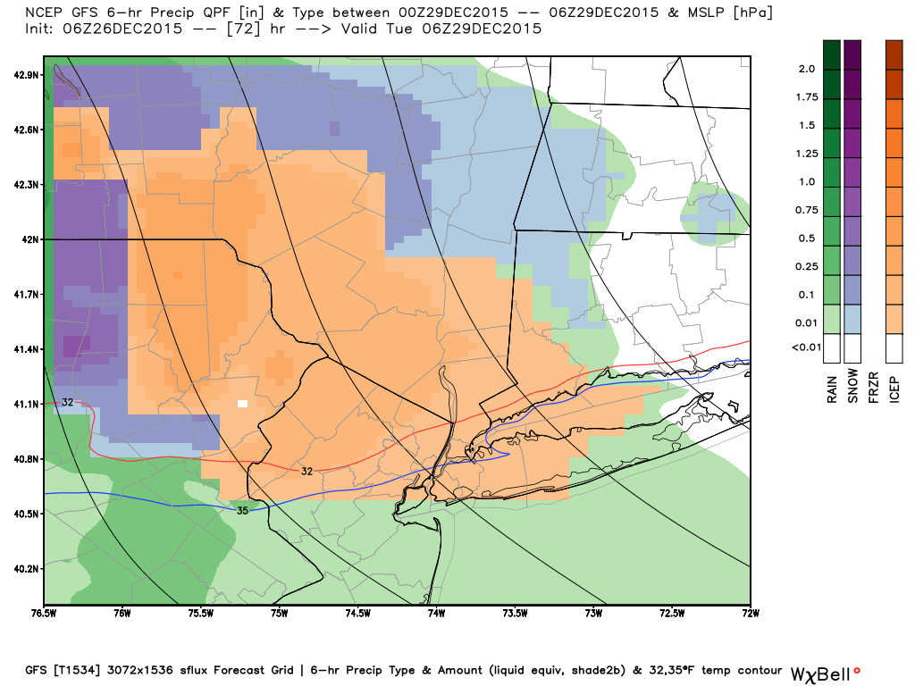 Tues Dec 29th Event - Last Winter Storm of 2015  - Page 4 Gfs_ptype_slp_nyc_13