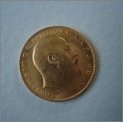 1 Esterlina 1909 Edward VII INGLATERRA  Image