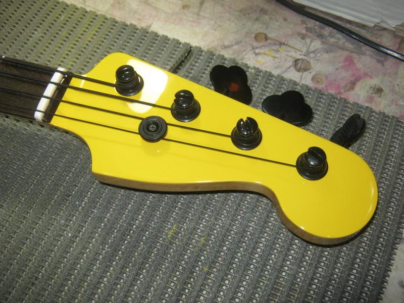 Precision Bass Amarelo (Já vi um por aqui :-P) - Finalizado IMG_2662
