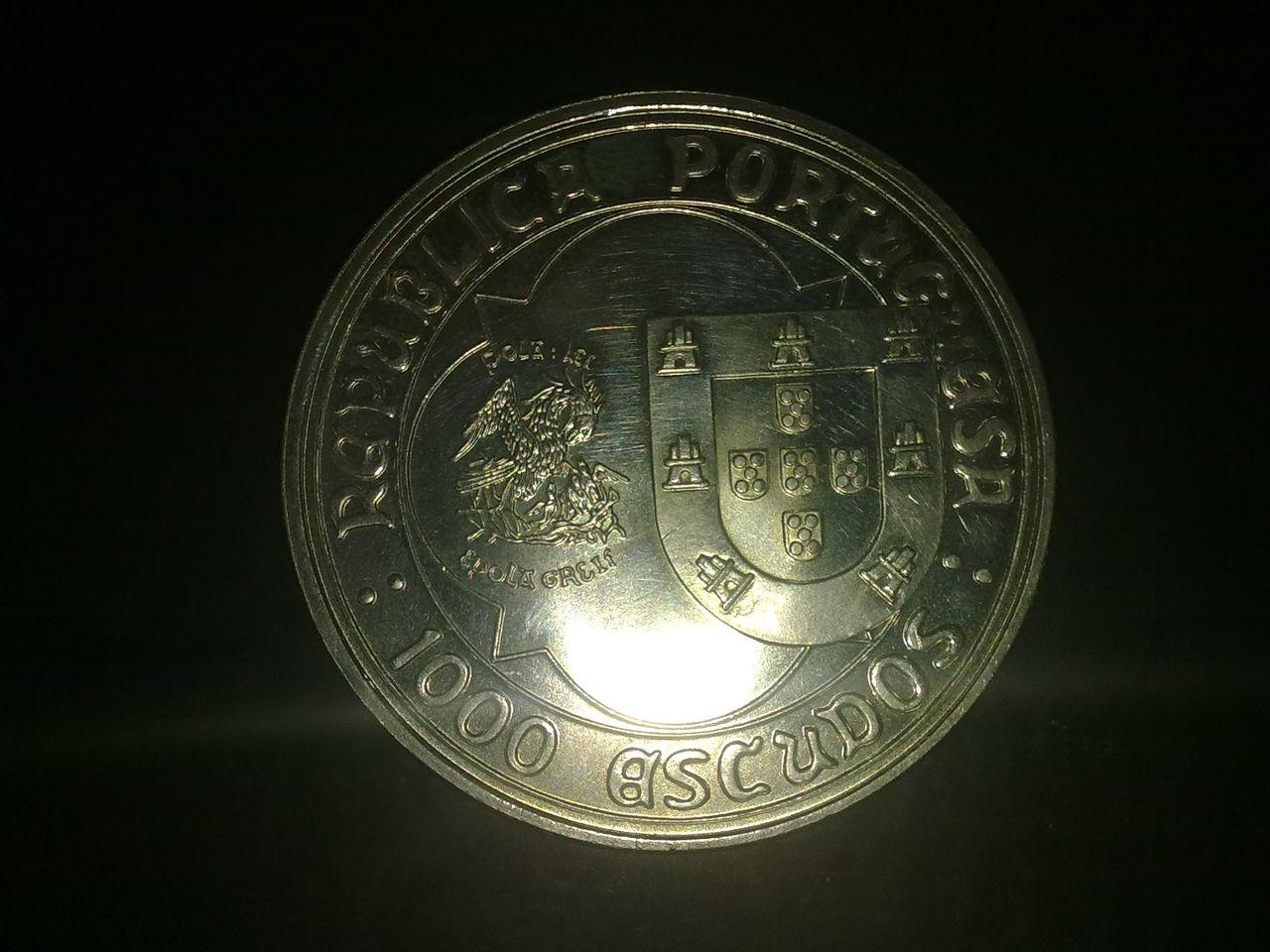 1000 escudos Portugal 1995.... Dedicada a Ben.. V_047
