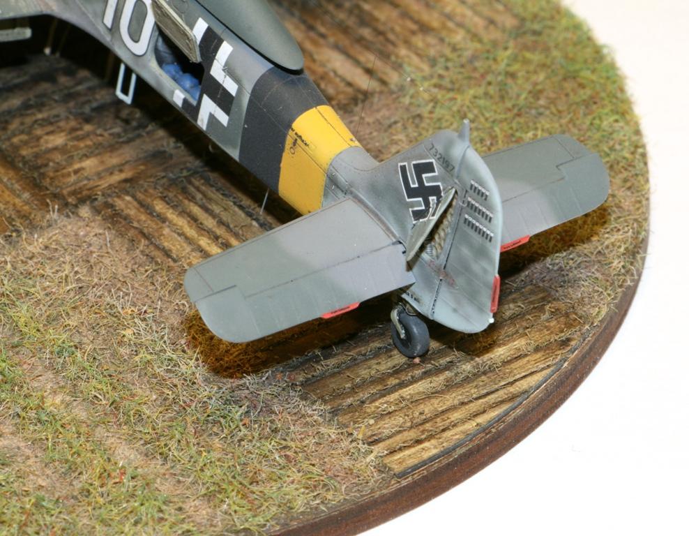 Focke Wulf Fw190A-8 Eduard 1/72 IMG_5175