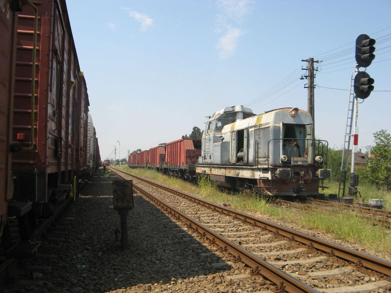 Calea ferată directă Oradea Vest - Episcopia Bihor IMG_0076