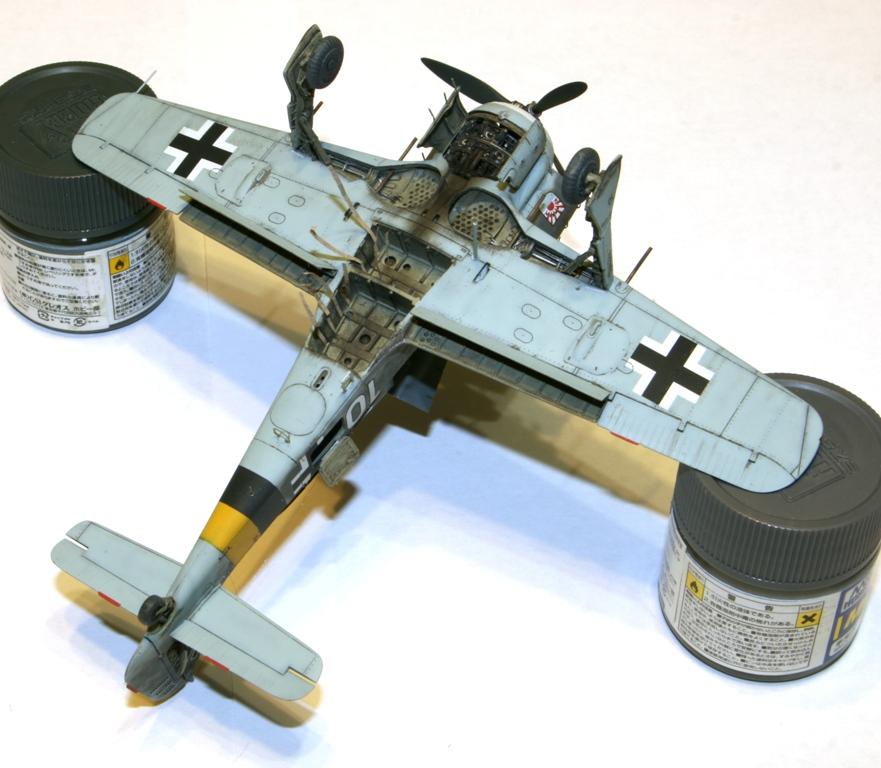 Focke Wulf Fw190A-8 Eduard 1/72 IMG_5179