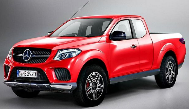 Mercedes confirma Pickup rival da Hilux e Amarok Screenshot_348