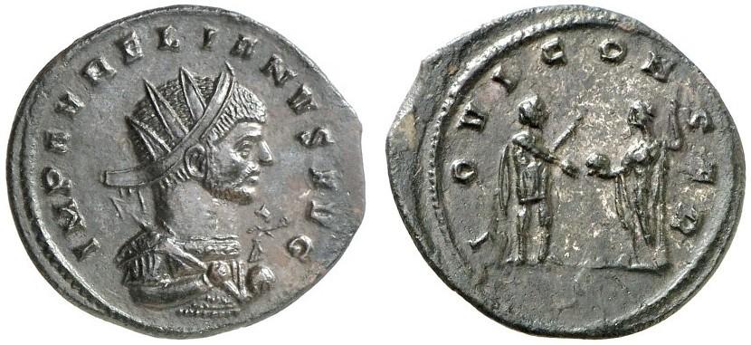 Escasos y raros Antoninianos en la proxima de Paul-Francis Jacquier 1307085l
