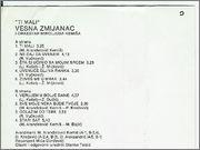 Vesna Zmijanac - Diskografija  1983_1_ka_z