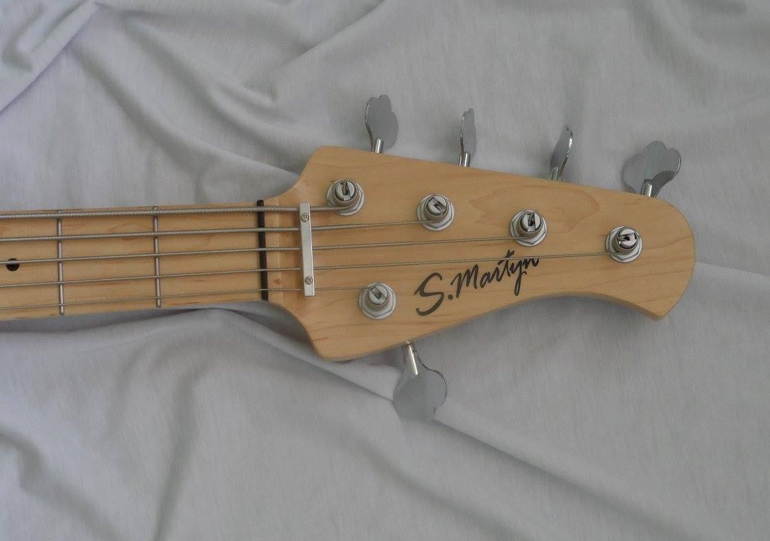 Novo Projeto Baixo S.Martyn - Jazz Bass Custom 22 - 5 cordas - Com fotos e vídeo - Página 2 Image