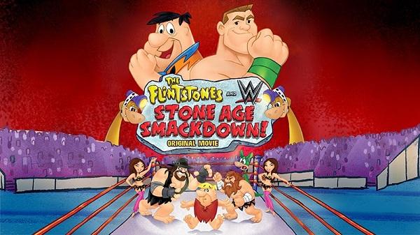 John Cena (Luchador de la WWE, Actor, Músico) Flintstones