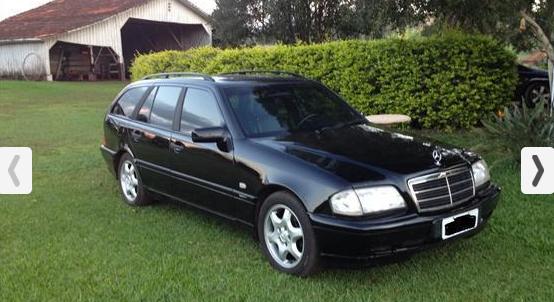 S202 C230 Touring Kompressor1999 R$ 28.000,00 Screenshot_433