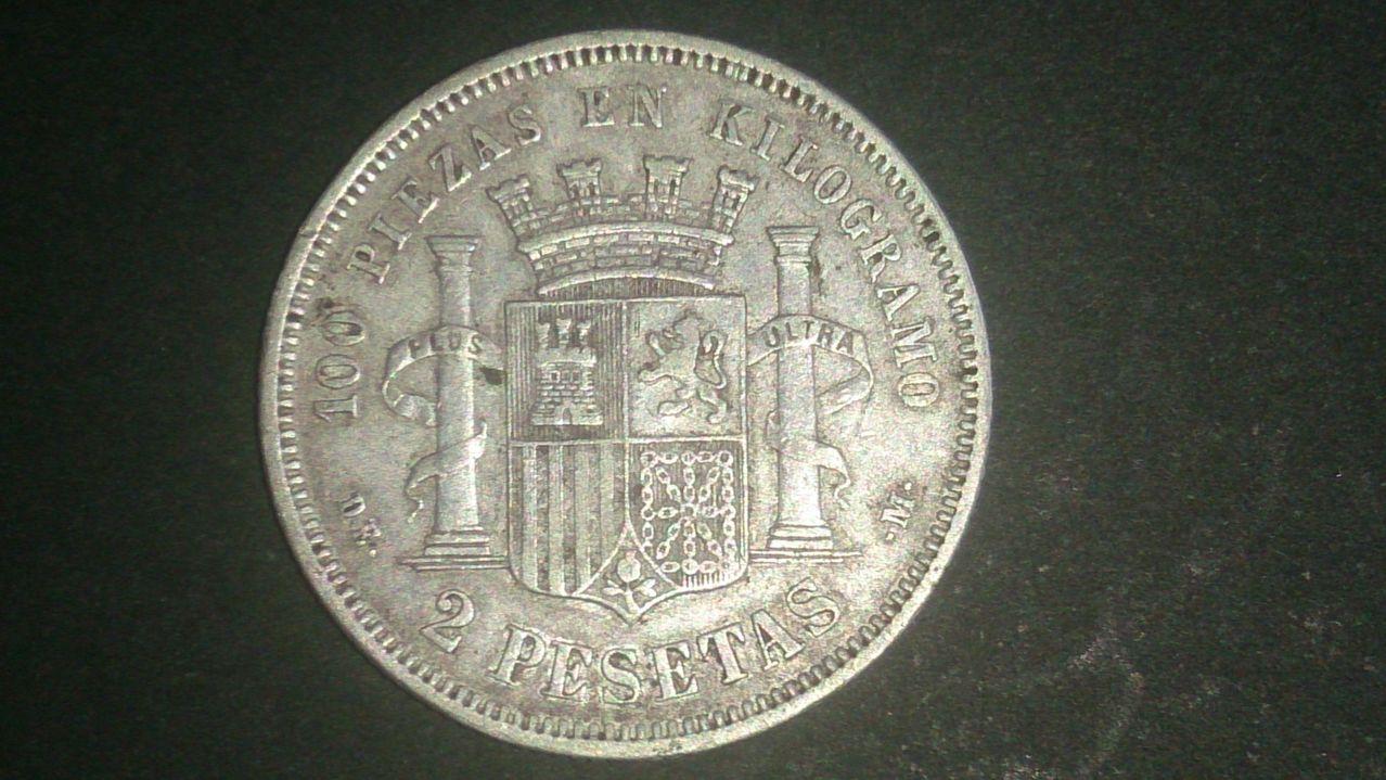 2 pesetas 1870. 18*74 DSC_0955