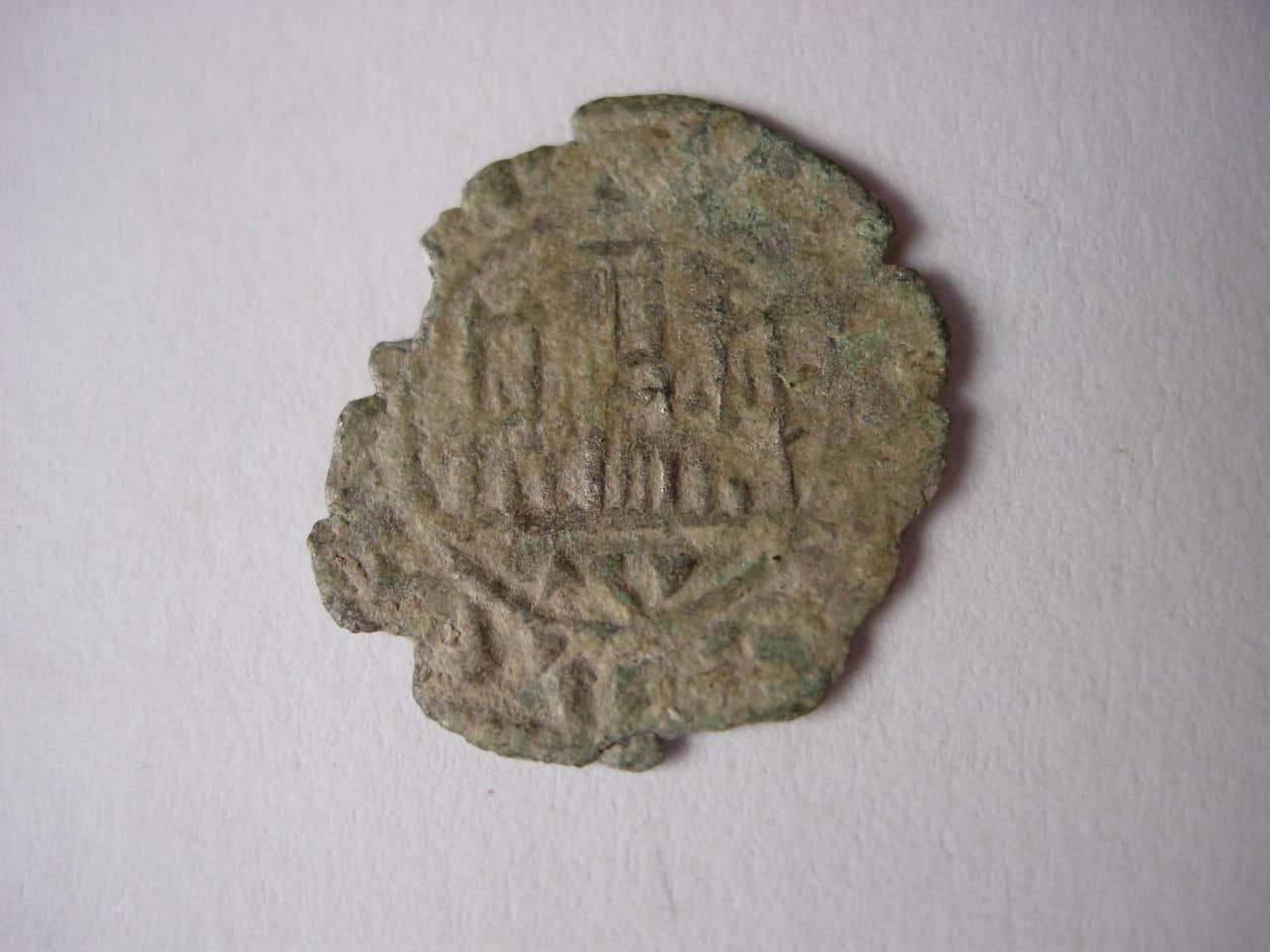 Dinero pepión de Fernando IV (1295-1312) de Sevilla Imagen_049