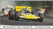 Tasman series from 1971 Formula 5000  71puk08