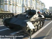 Советский легкий танк Т-60,  Музей битвы за Ленинград, Ленинградская обл. -60_-001