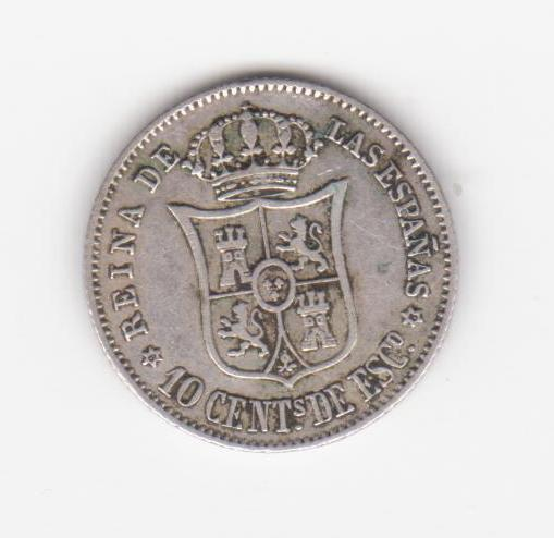 10 céntimos escudo 1868 Madrid, Isabel II 10_centimos_escudo_1868_001