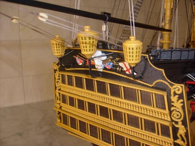 royal - I miei lavori terminati: Corazzata Bismarck, Soleil Royal, Victory. 0024