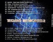 [Techno] Techno Memories 2 (Exclusive) - 2017 - FLAC Techno_memories_2_back