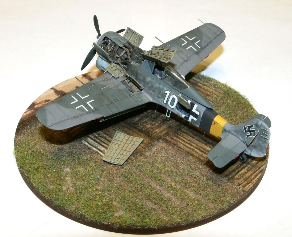 Focke Wulf Fw190A-8 Eduard 1/72 IMG_5166