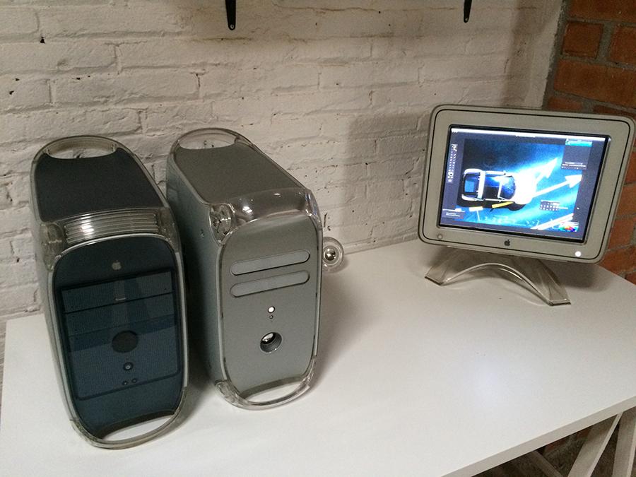 [Vendo] iMacs G3, G4's, Monitores era translúcida Apple IMG_2667