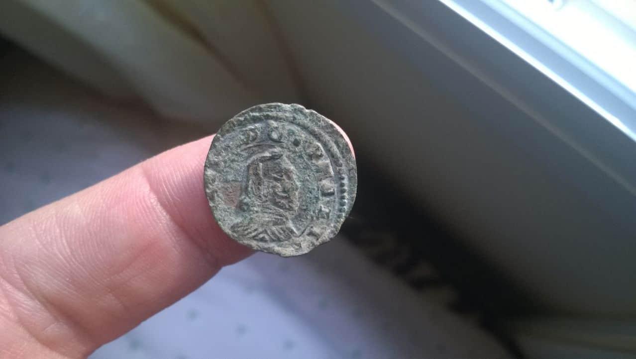 8 maravedis Felipe IV 1661 serie vellon rico. Madrid MD WP_20150213_041_1