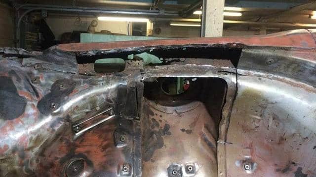 villle: Toyota Cressida x30  Kuskinlokari