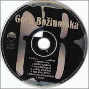 Gordana Goca Bozinovska - Diskografija 2003_z_cd