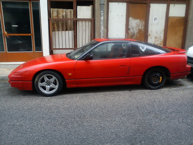 My dailybitch // Street legal s13  DSC00697