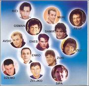Bihacki festival - Diskografija 2001_pp