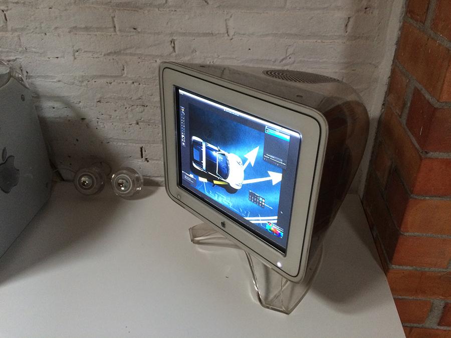 [Vendo] iMacs G3, G4's, Monitores era translúcida Apple IMG_2663