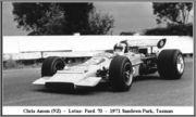 Tasman series from 1971 Formula 5000  71sand25