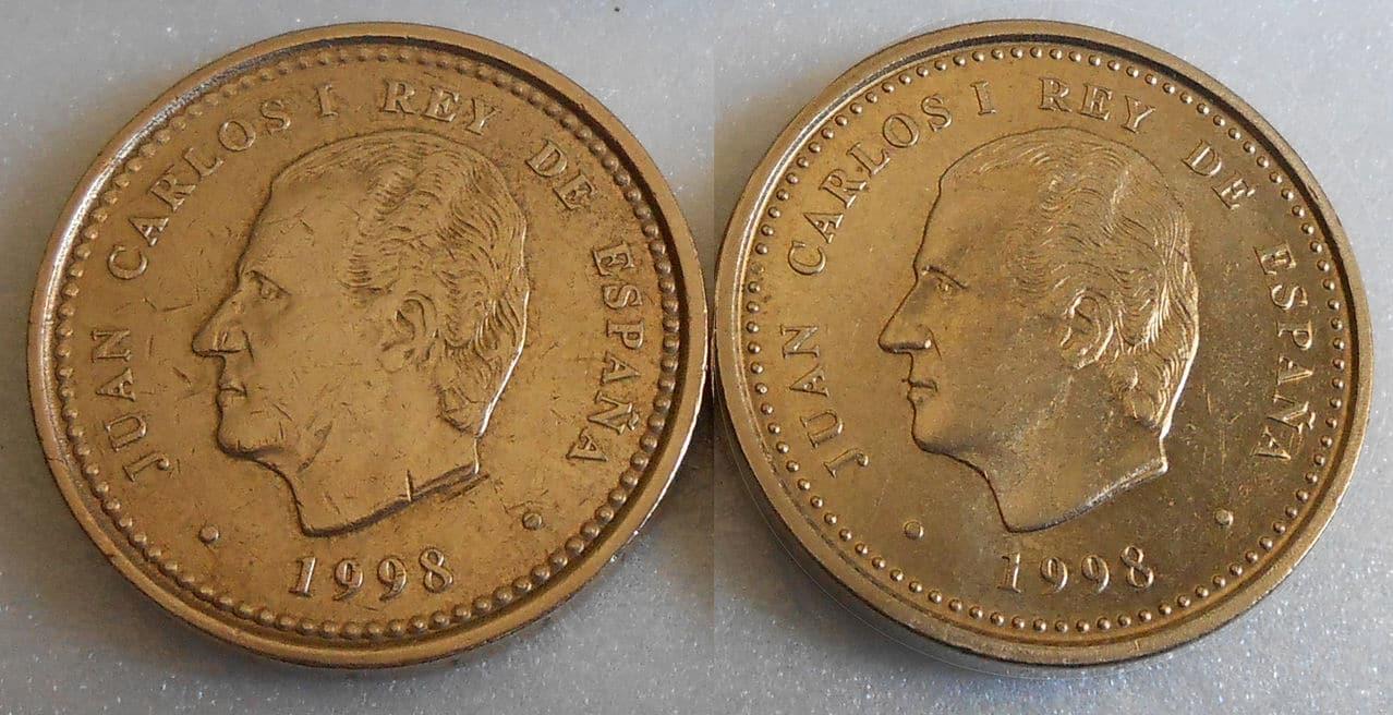 100 pesetas 1998, ¿variante perlas unidas? DSCN1100