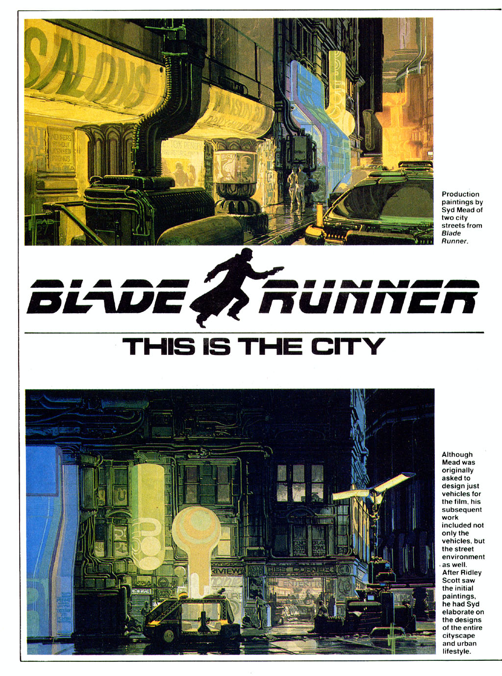 HEAVY METAL (June 1982) Blade Runner This_Is_The_City_1