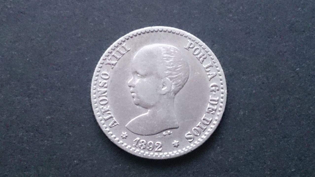 50 centimos 1892  (*9*2). Alfonso XIII. DSC_0614