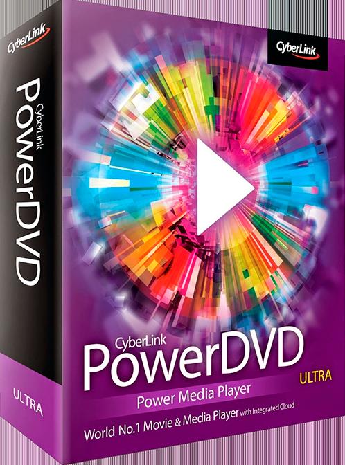 CyberLink PowerDVD Ultra 17.0.2101.62 Multilingual Image
