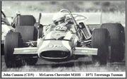Tasman series from 1971 Formula 5000  71ter01