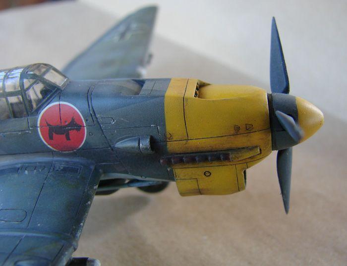 Ju-87B-2 Stuka, Fujimi, 1/72 DSC00355