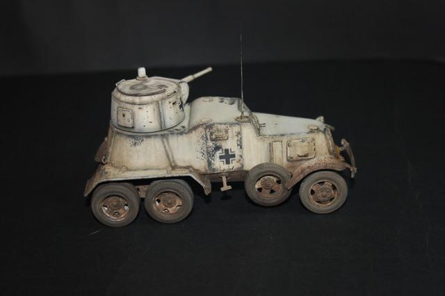 BA-10 capturado.Panzerspähwagen BA-203 (r). IMG_3344