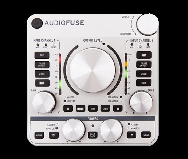 Audio Fuse. Catalog_image