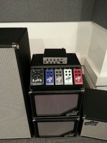 Aguilar Amps! IMG_0483