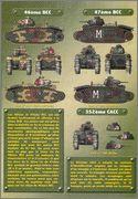 Камуфляж французских танков B1  и B1 bis 051