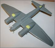 "Junkers Ju-88 G-6 ""hasegawa"" 1/72 IMG_2722"