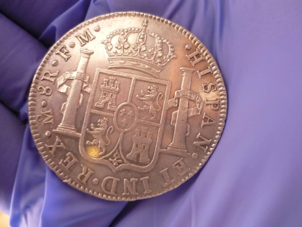 8 reales - CARLOS IIII - 1791 - Mejico FM P1040267