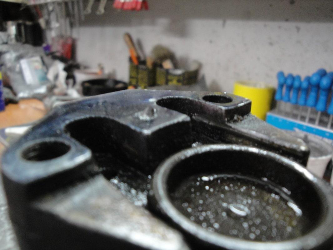 Embrague hidraulico en Bultacos. DSC04723